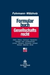 Formularbuch Gesellschaftsrecht